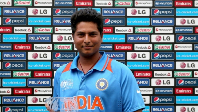 Kuldeep Yadav replaces injured Amit Mishra in India squad for Bangladesh Test