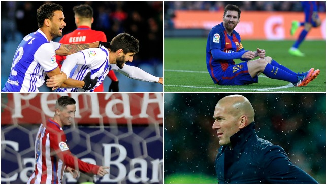 Phil Ball rounds up the La Liga action.