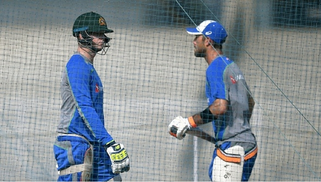 Aussies humble India in opening test