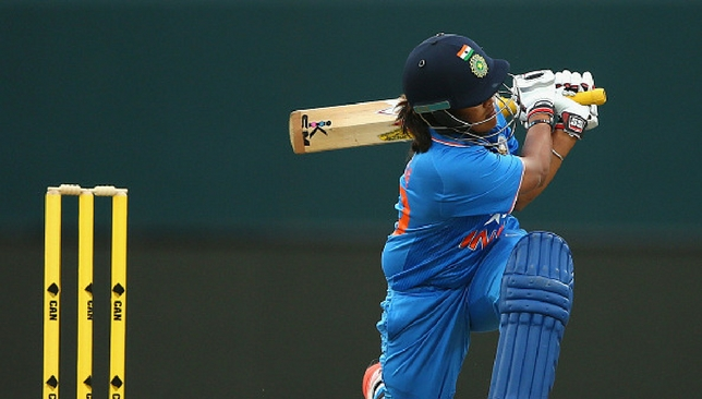 Veda Krishnamurthy scored 17*.