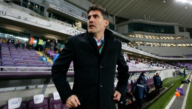 Al Ain coach Zoran Mamic has overseen a more consistent Al Ain this season.