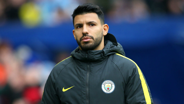 Is Aguero on his way out?