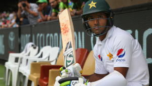 Shafiq admits he wants to bat higher in the order.