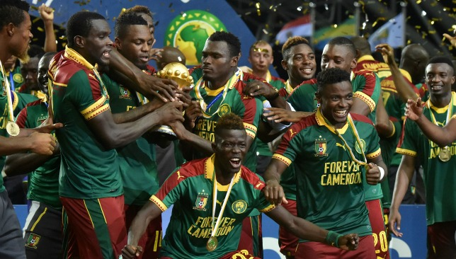 AFCON 2017 Champions: Cameroon.