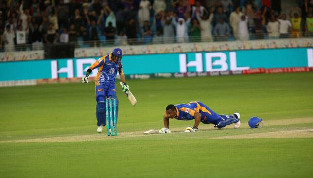 Pollard stunned Lahore.
