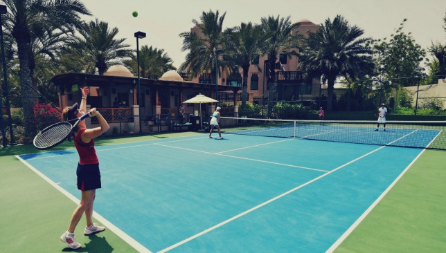 This Branch Of Talise Fitness Has Five Outdoor Tennis Courts Exclusive Club Offers A Great Experience To Its Members And Guests