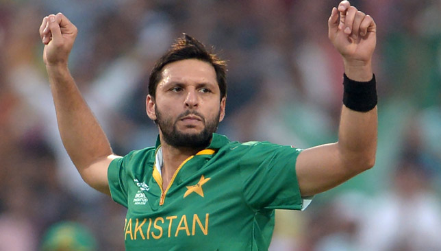 Afridi is an idol to many.