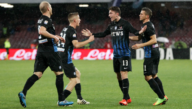 Inter thrash Atalanta 7-1 as Icardi and Banega net hat tricks