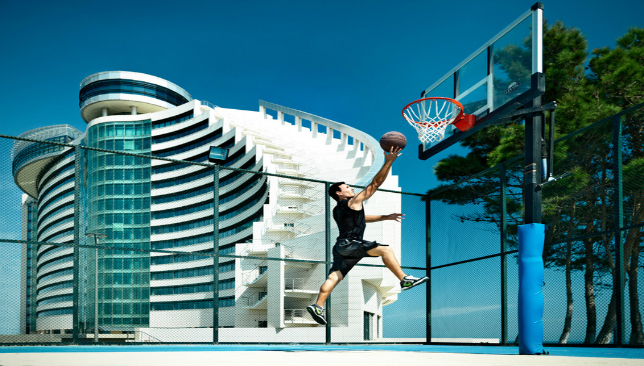 Where To Play Basketball In Dubai Prices Of Indoor And Outdoor