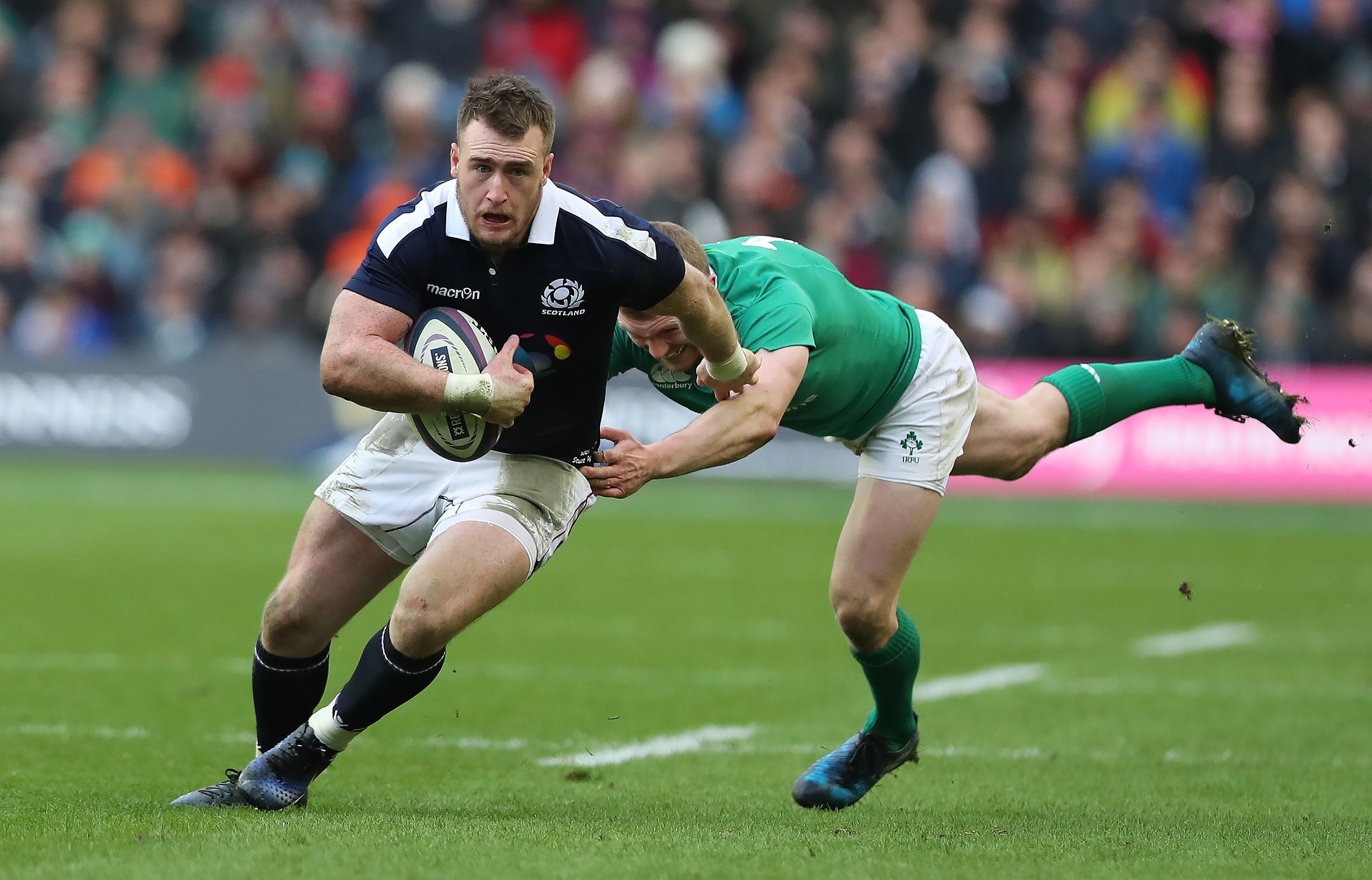 Six Nations | 'End Of The Matter' For George North Bite