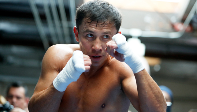 Can Golovkin win for a 37th time?