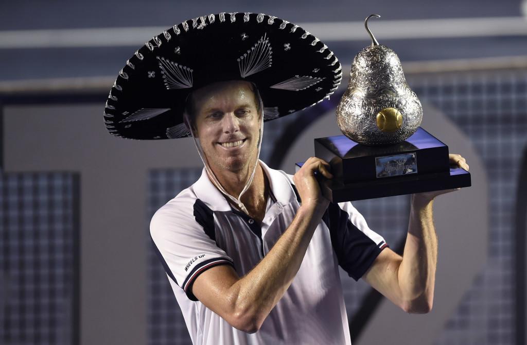 Sombrero Sam: Querrey had a good week in Mexico.