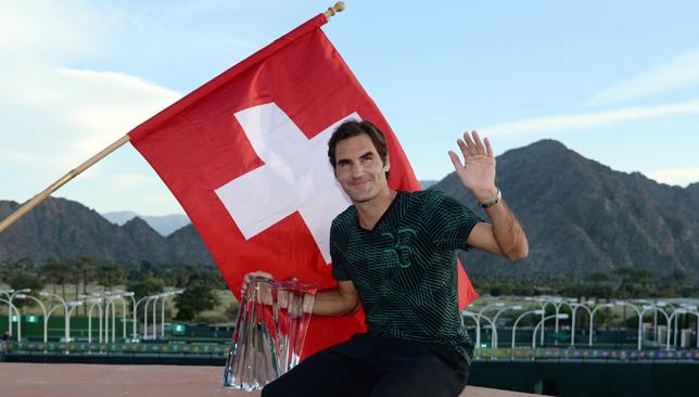 Limitless: Roger Federer.