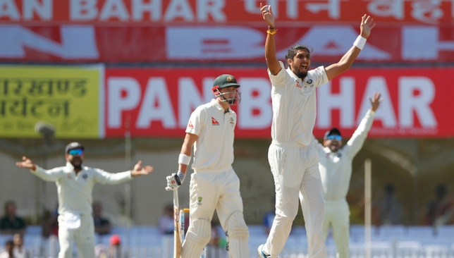 Can India win the Ranchi Test? [Sportzpics]