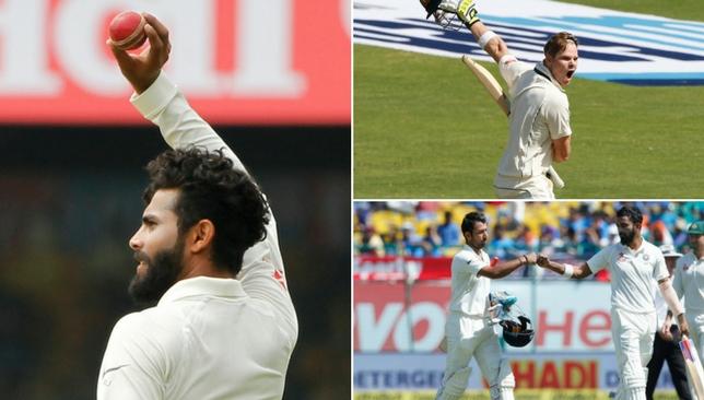 The stars of the India-Australia series [Picture via Sportzpics].