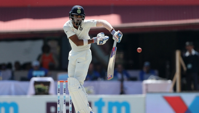 Rahul failed to convert a fifty into a hundred once again [Sportzpics]