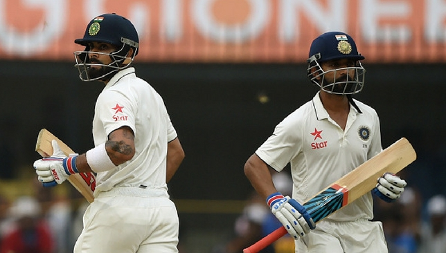 Rahane will need to lead on the field and with the bat if Kohli doesn't play [Getty Images]