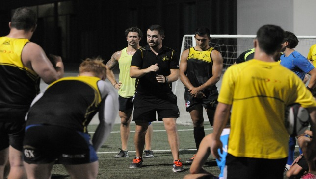 Departing Dubai Wasps head coach Mike Pugsley is heading home