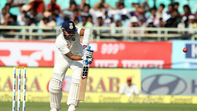 How will India respond to Australia's 451?
