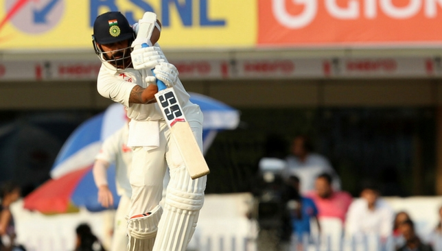 Pujara and Saha partnership is the best I have seen: Virat Kohli