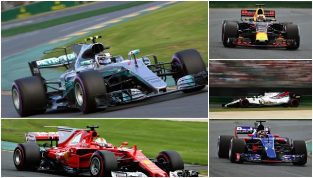 IN PICTURES: Mercedes' Lewis Hamilton secures pole position