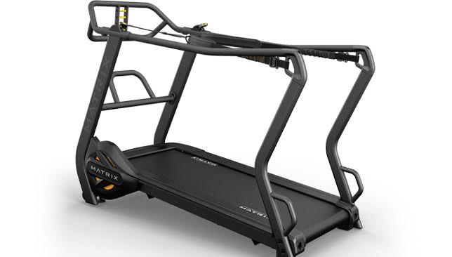 S-Drive Performance Trainer Treadmill