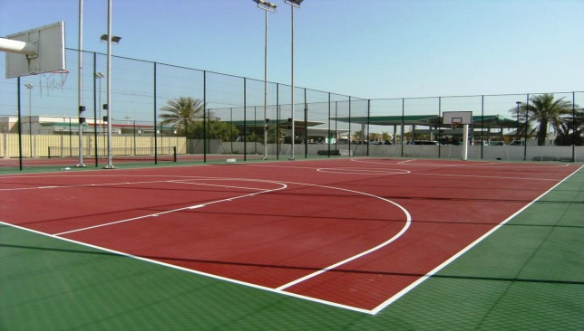 Where To Play Basketball In Dubai Prices Of Indoor And