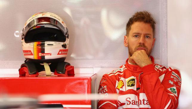 No expectations for Ferrari - Vettel