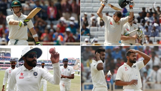 IN PICTURES: India Off To Solid Start In Response To