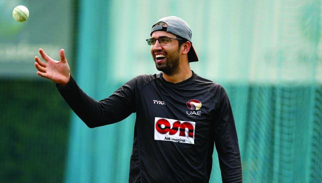 Ready for the challenge: Rohan Mustafa