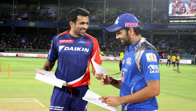 The fixtures between Delhi and Mumbai have been interchanged [Sportzpics]