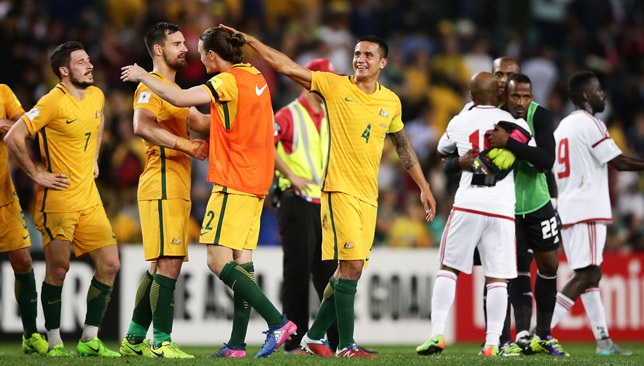Asia Angle Where Latest Round Of Fixtures Leaves 2018 Afc World Cup Qualifying Article Sport360