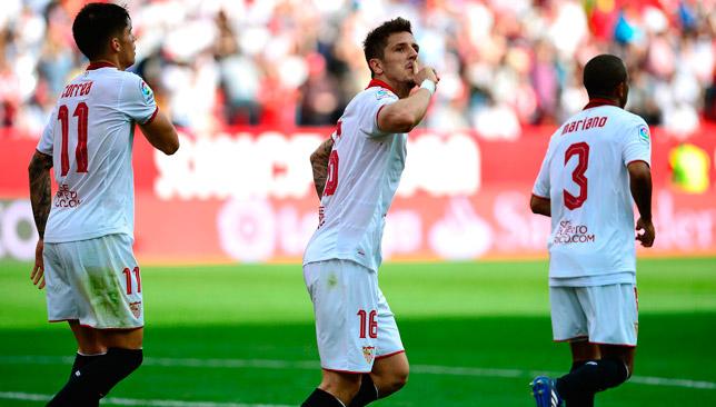 Sevilla are at risk of ruining a fine season.