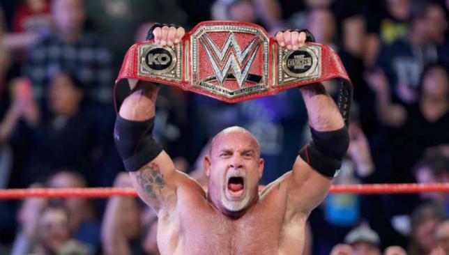 Goldberg destroyed Kevin Owens.