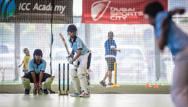 ICC Academy is a hub for cricket in the UAE.