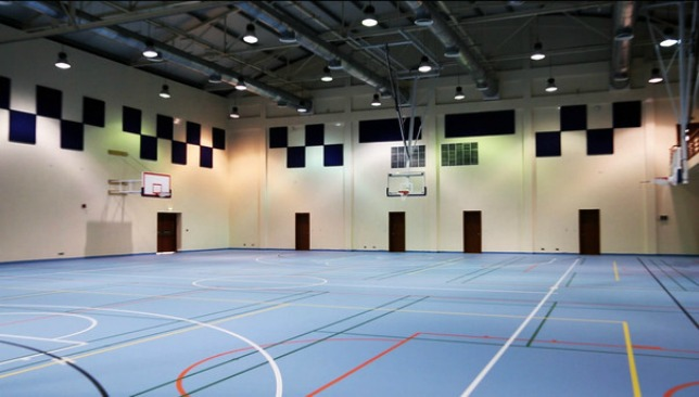 Where to play basketball in dubai prices of indoor and for Price of indoor basketball court