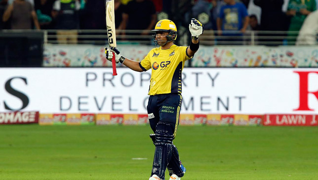 Akmal was in sublime form.