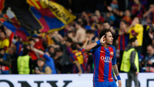 STATS How Neymar Ripped Apart PSG And Why The Barcelona Star Was Named Man Of Match