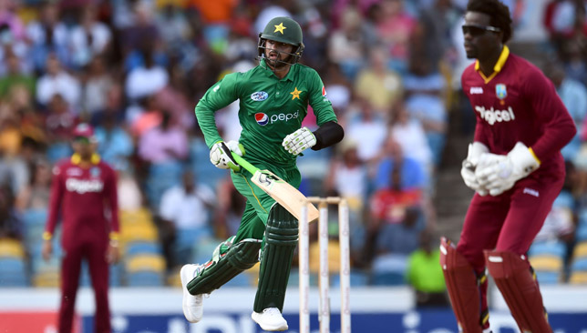 Pakistan beat West Indies by three runs in second T20