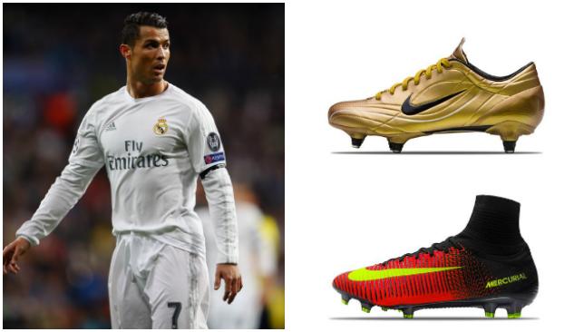 30 of Cristiano Ronaldo's best boots