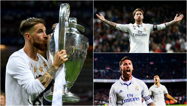 Real Madrid owe much of their success to Sergio Ramos.