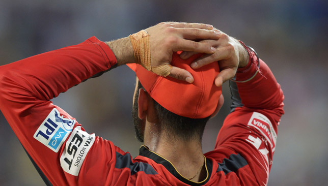 Kohli will certainly miss the opening weeks of the tournament.