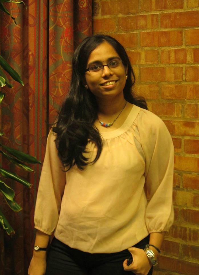 Aishwaryaa Haridas