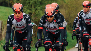 UAE Team Emirates have made a flying start.