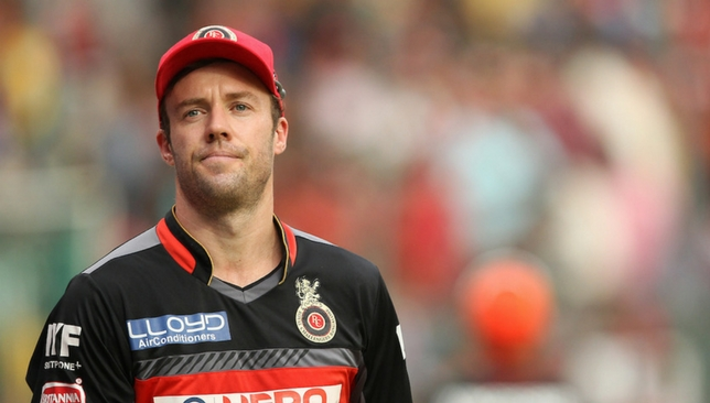 ipl 2018 news ab de villiers unlikely to feature for rcb against