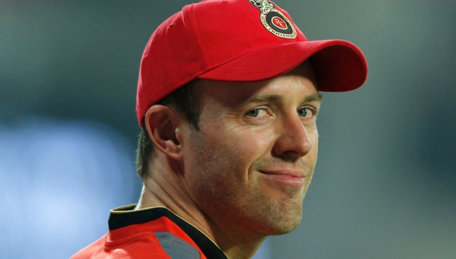 AB de Villiers gets support even when he plays against India [Sportzpics]