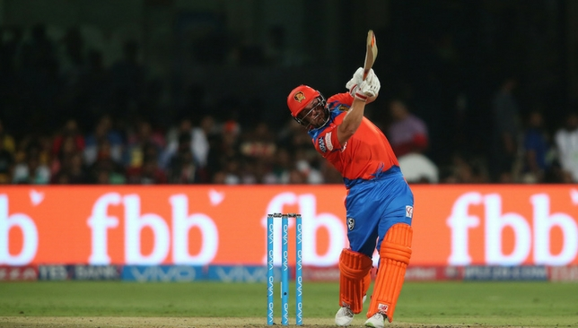 Finch was at his brutal best [Sportzpics]