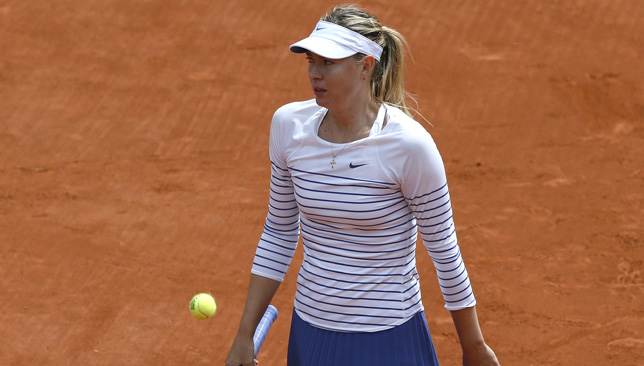 Maria Sharapova unconcerned by doping criticism