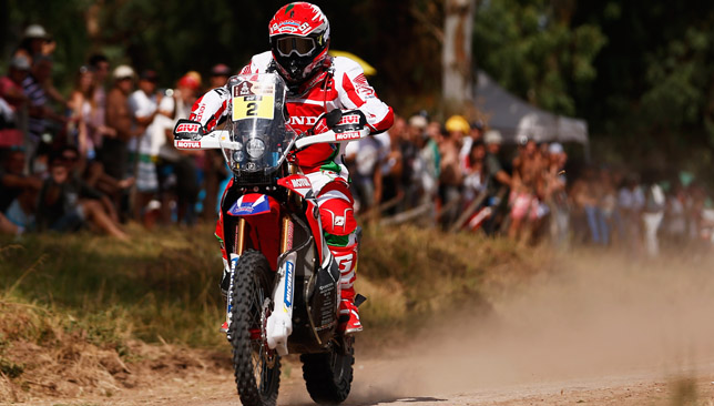 Paulo Goncalves.