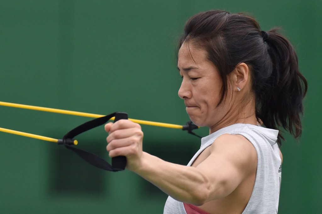 All hail: Queen Kimiko.